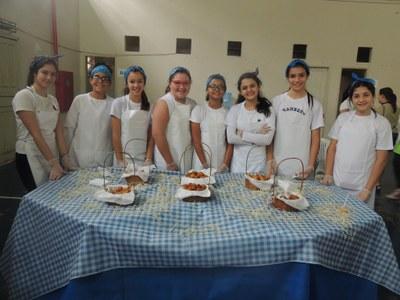 Feira Gastronômica movimenta o Colégio