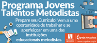 Conheça o Programa Jovens Talentos Metodistas