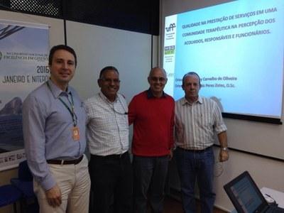 Coordenador de Planejamento e Gestão do Granbery apresenta dissertação de mestrado
