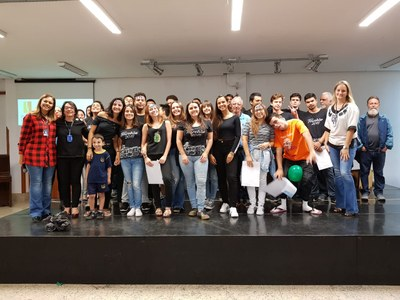 Granbery promove encontro entre alunos e ex-alunos do Ensino Médio