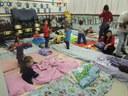 Noite do Pijama agita a Educação Infantil