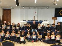 3ª Semana Literária e Cultural traz reflexão aos alunos sobre respeitar as diferenças
