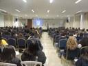 Alunos participam de assembleias sobre a história do Granbery