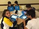 Alunos utilizam Tecnologias de Informação e Comunicação (TICs) em sala de aula