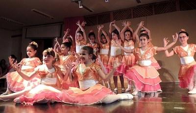 Apresentações da Escola de Balé do Granbery encantam pais e familiares