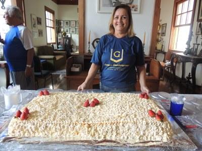 Associação dos Granberyenses celebra aniversário com festa