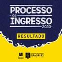 Confira o resultado do Processo de Ingresso 2020