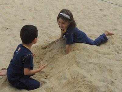 Dia da Educação Infantil é celebrado com atividades lúdicas