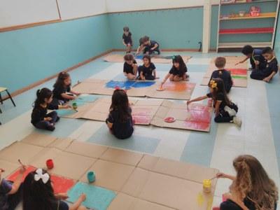 Educação Infantil apresenta Feira de Artes 2018