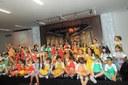Educação Infantil celebra formatura e Natal com apresentações musicais