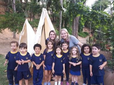 Educação Infantil comemora o Dia do Índio com atividades temáticas