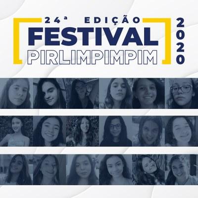 Em formato on-line, Granbery realiza a 24ª Edição do Festival Pirlimpimpim