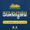 Festa da Família Granberyense será realizada neste sábado