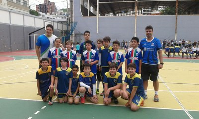 Festival Futsal CEFE - Granbery x Jesuítas