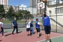 Jogos e brincadeiras marcam as comemorações do Dia dos Pais