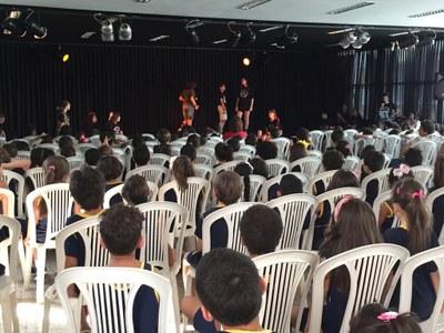 Sucesso em mais uma edição do Festival Pirlimpimpim
