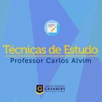 Técnicas de Estudo com o Professor Carlos Alvim