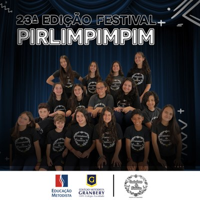 Vem aí mais uma edição do Festival Pirlimpimpim!