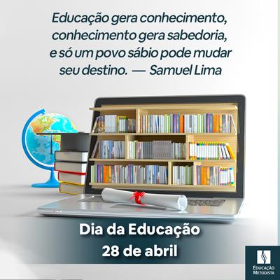 Dia da Educação - 2021